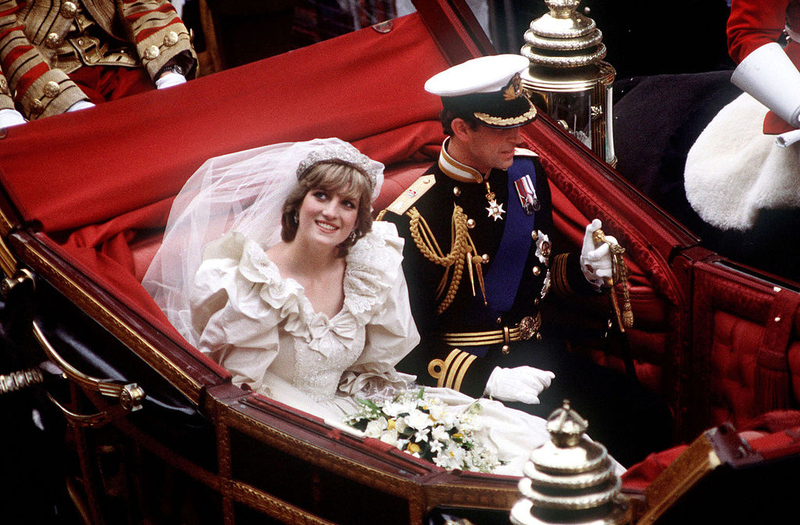 Getty Images Photo by Princess Diana Archive